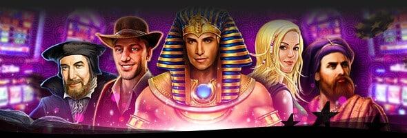 Novoline Spiele im Stargames