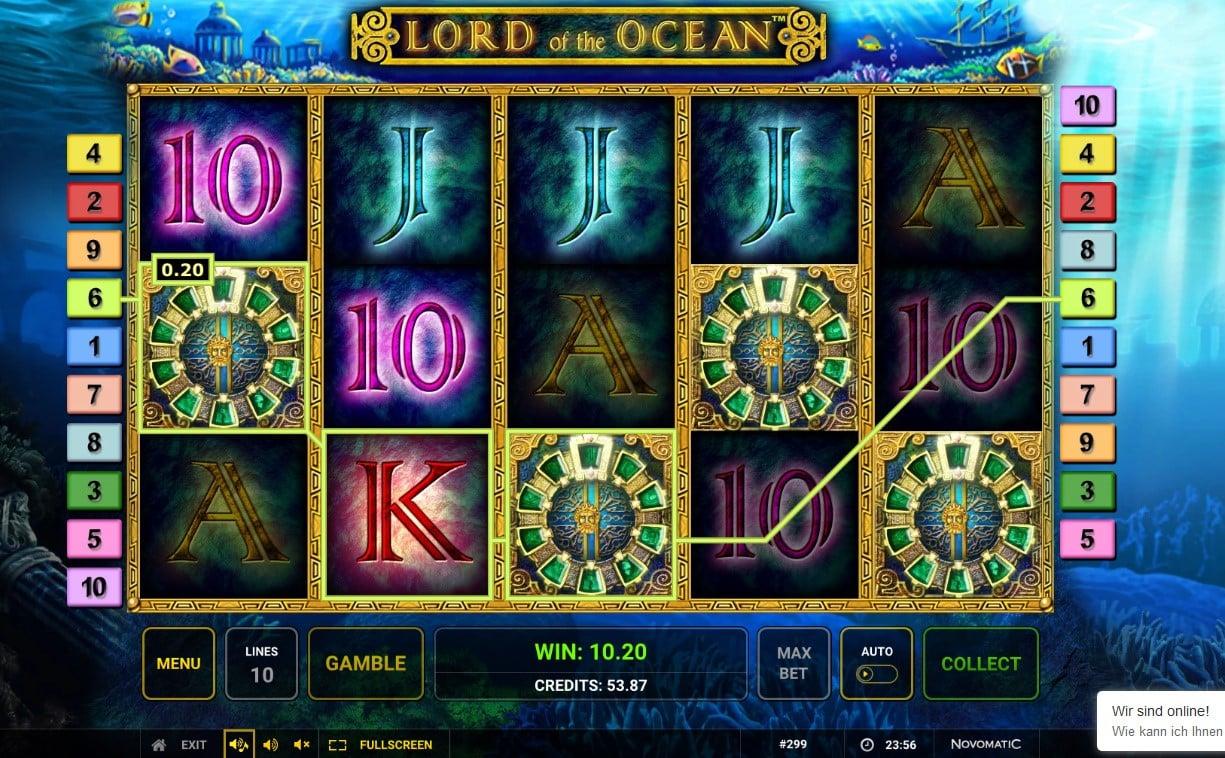 Novoline Online Casino 2017